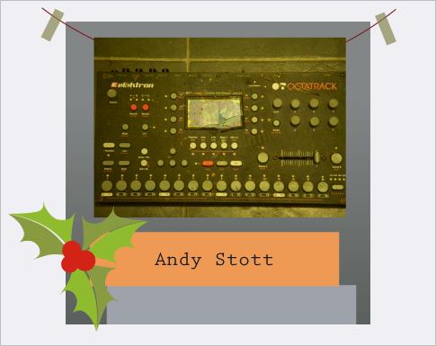 Andy Stott
