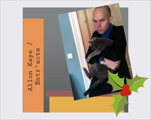 Allon Kaye / Entr'acte