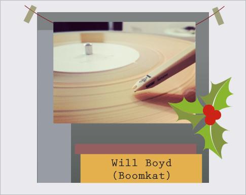 Will Boyd (Boomkat)