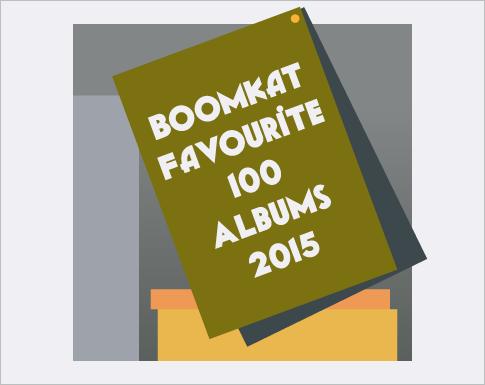 Boomkat Favourite 100 Albums 2015