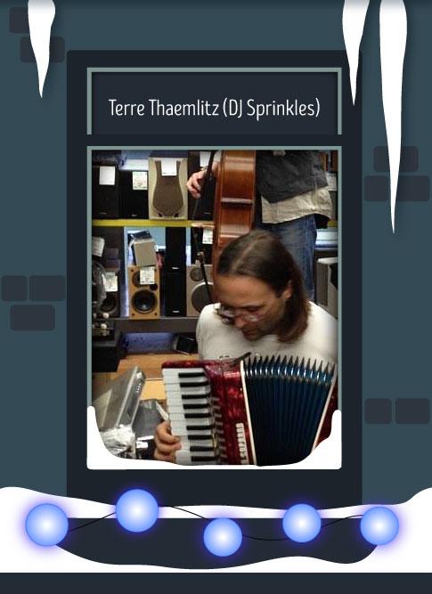 Terre Thaemlitz (DJ Sprinkles) 2016
