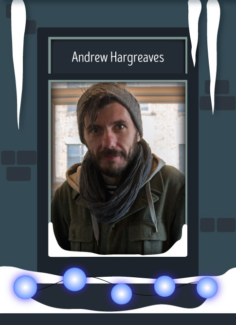 Andrew Hargreaves 2016