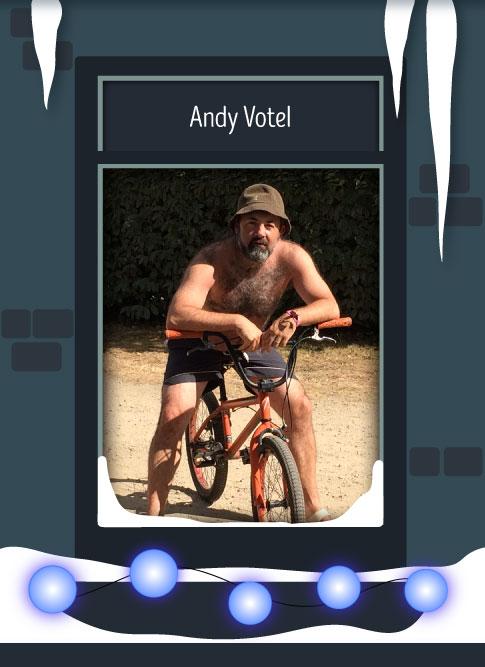 Andy Votel 2016