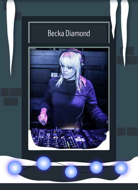 Becka Diamond 2016