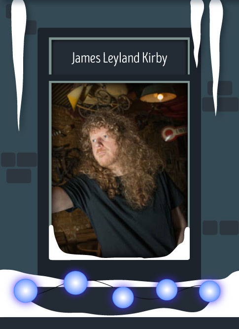 James Leyland Kirby 2016