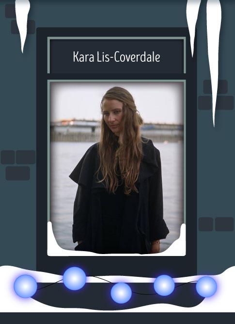 Kara-Lis Coverdale 2016