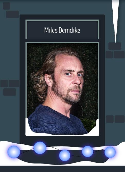 Miles Demdike 2016