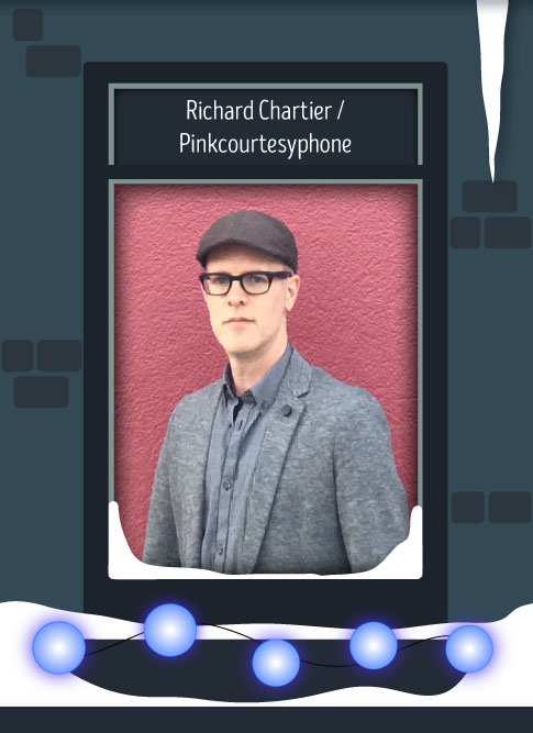 Richard Chartier / Pinkcourtesyphone 2016