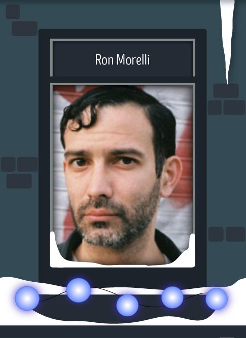Ron Morelli 2016