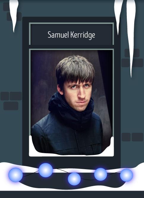 Samuel Kerridge 2016