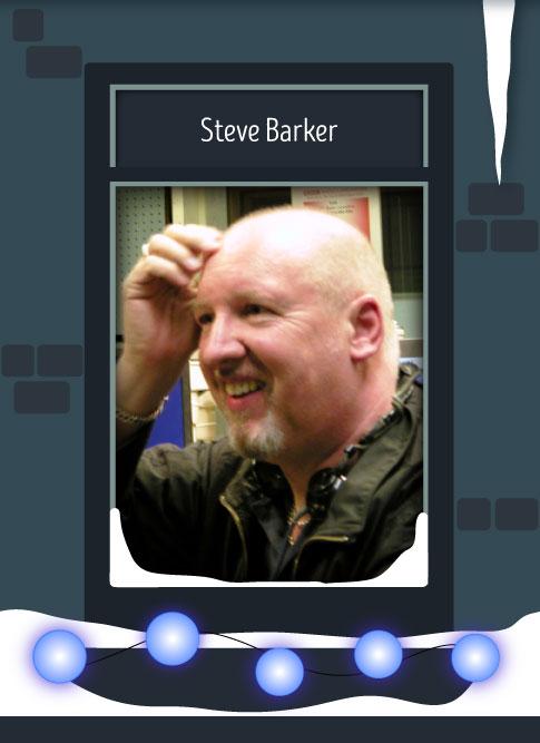 Steve Barker 2016