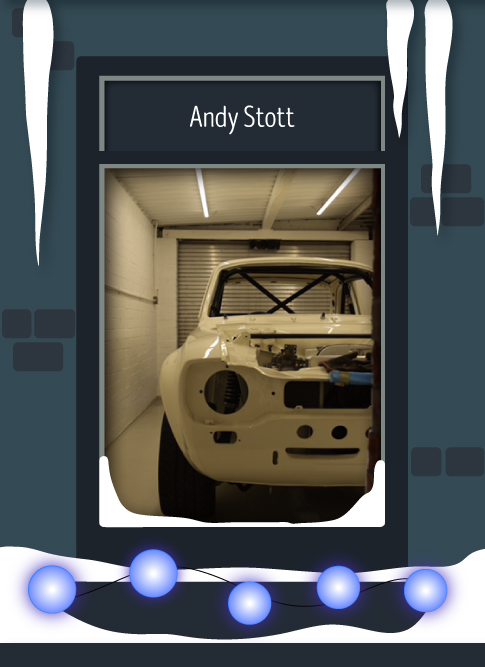 Andy Stott 2016