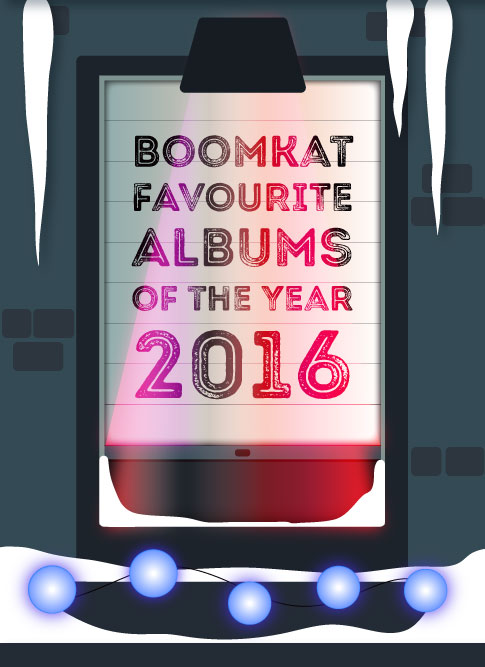 Boomkat Favourite 100 Albums Of The Year 2016