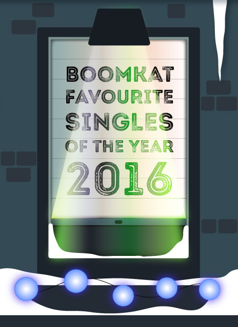 Boomkat Favourite 100 Singles & EP's Of The Year 2016