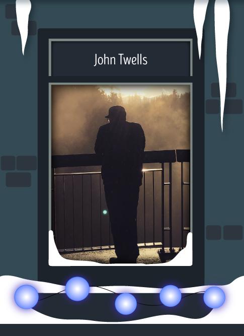 John Twells 2016