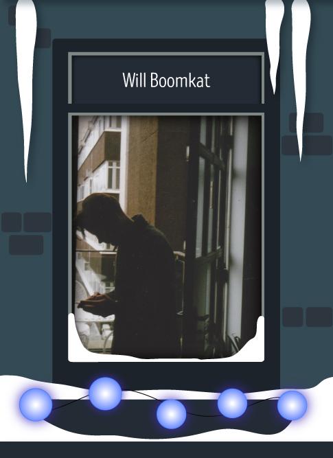 Will Boomkat 2016