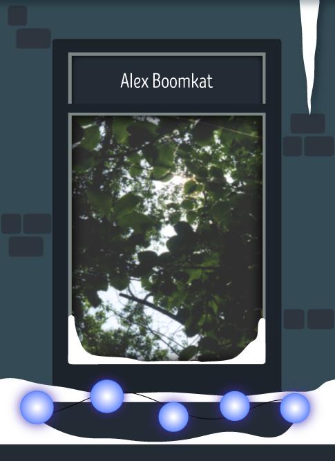 Alex Boomkat 2016