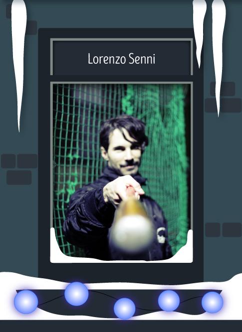 Lorenzo Senni 2016