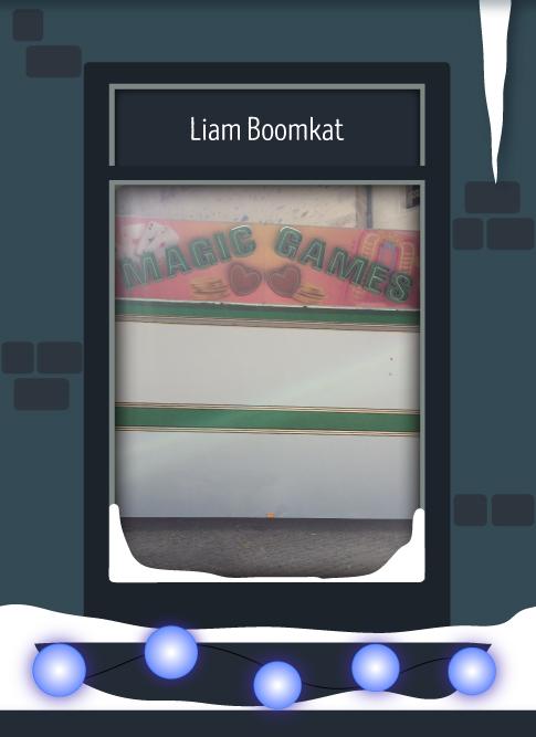 Liam Boomkat 2016