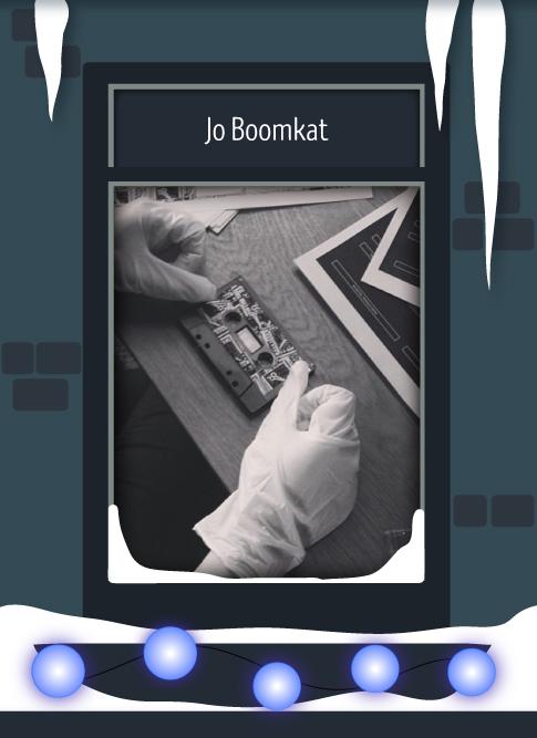 Jo Boomkat 2016