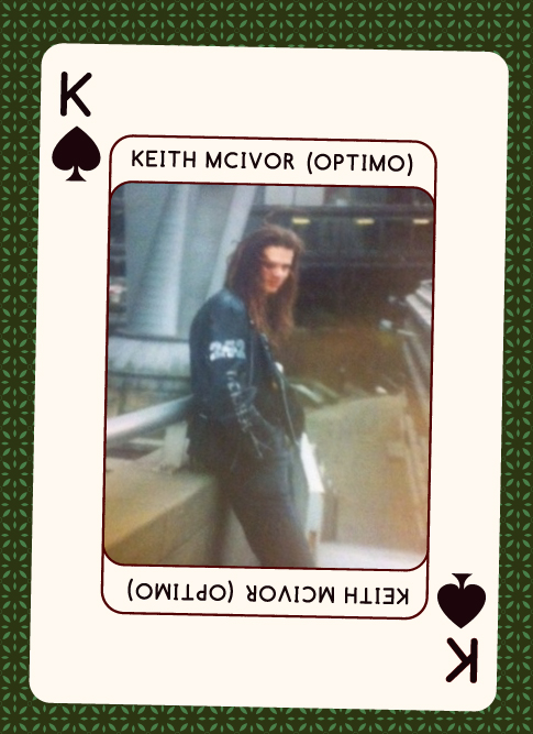 Keith Mcivor (Optimo) 2017