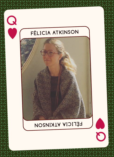 Félicia Atkinson 2017