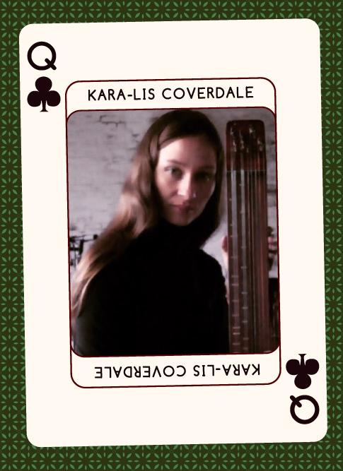 Kara-Lis Coverdale 2017