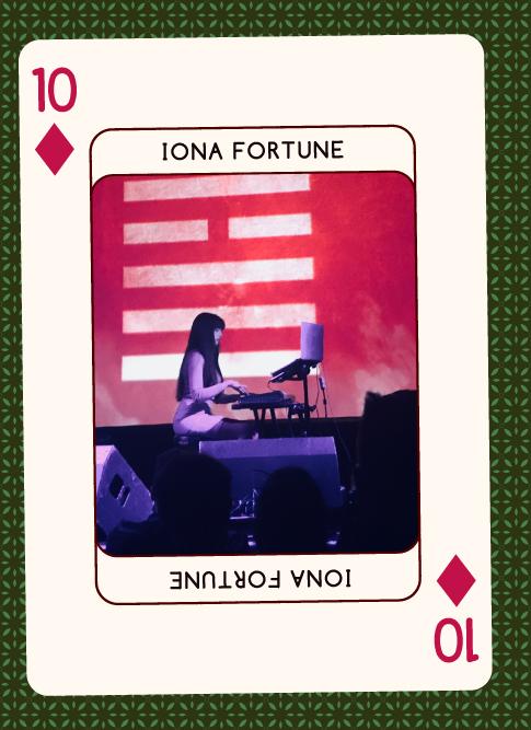 Iona Fortune 2017