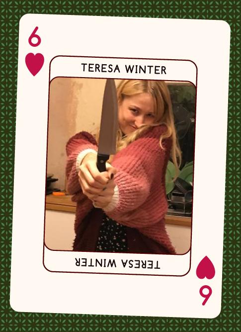 Teresa Winter 2017
