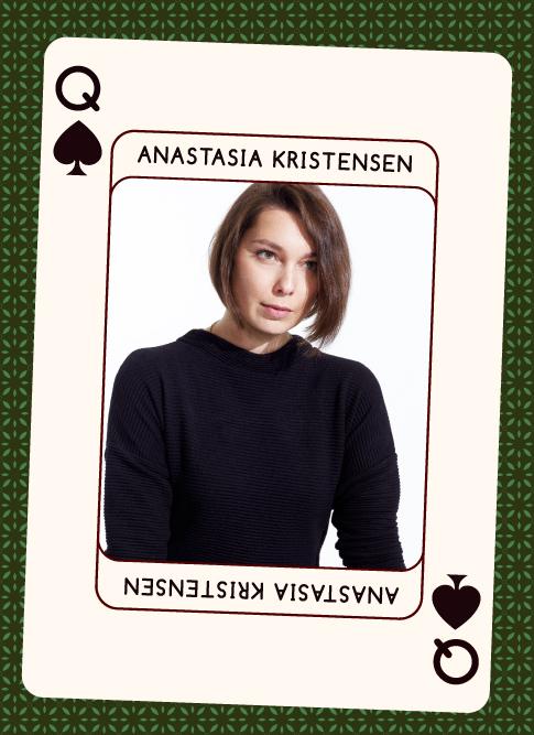 Anastasia Kristensen 2017