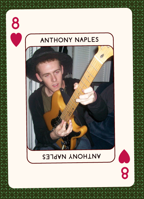 Anthony Naples 2017