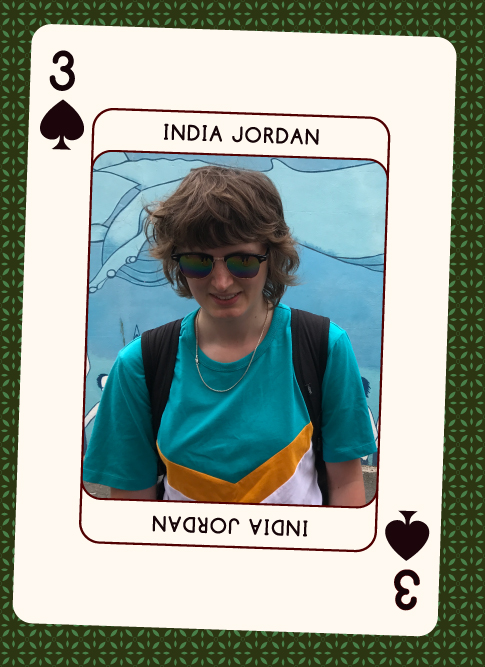 India Jordan 2017