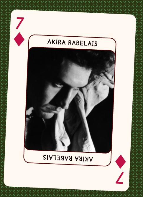 Akira Rabelais 2017