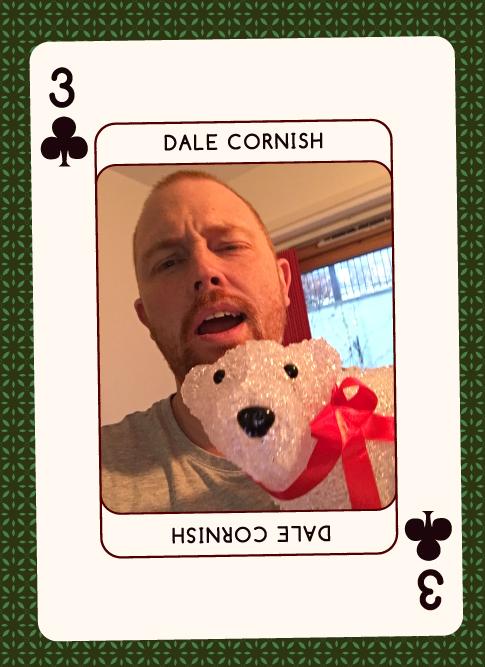 Dale Cornish 2017