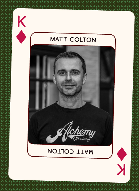 Matt Colton 2017