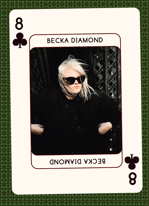 Becka Diamond 2017
