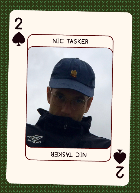 Nic Tasker 2017
