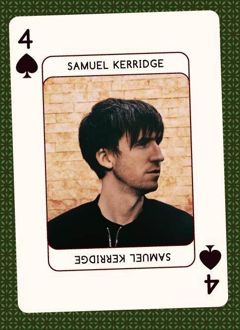 Samuel Kerridge 2017
