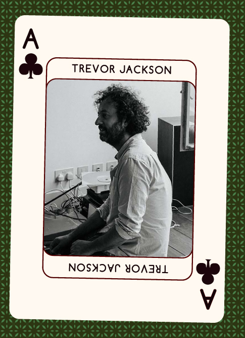 Trevor Jackson 2017