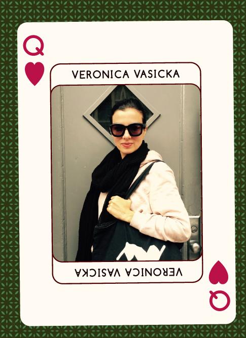 Veronica Vasicka 2017