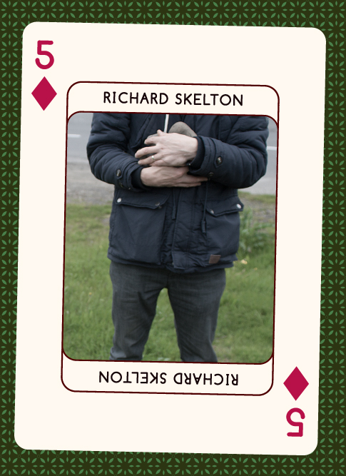 Richard Skelton 2017