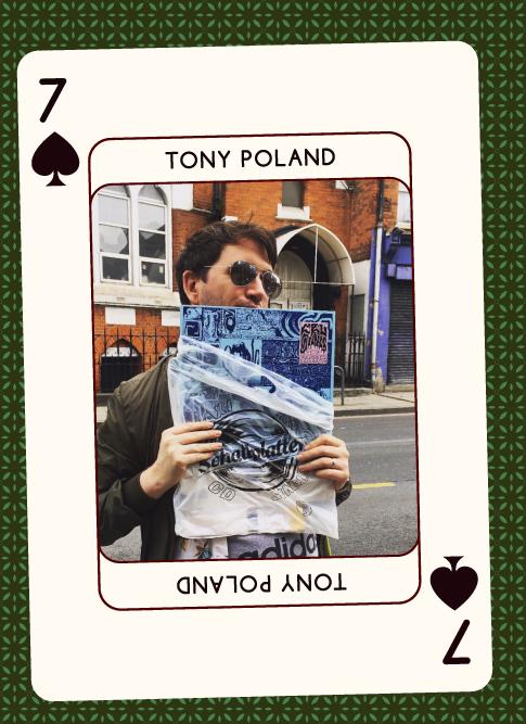 Tony Poland 2017