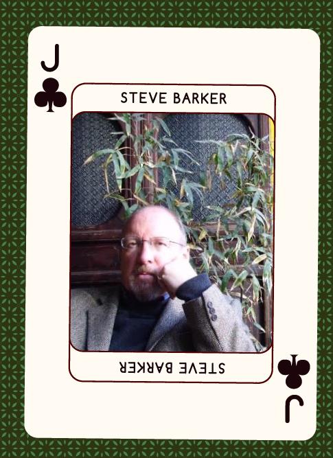 Steve Barker 2017