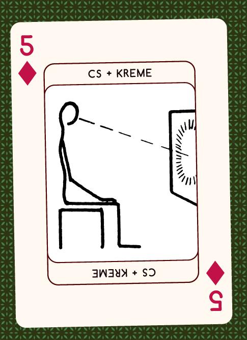 CS + Kreme 2017