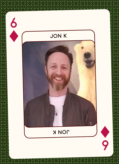 Jon K 2017