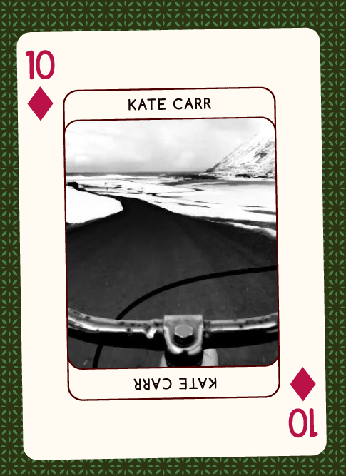 Kate Carr 2017