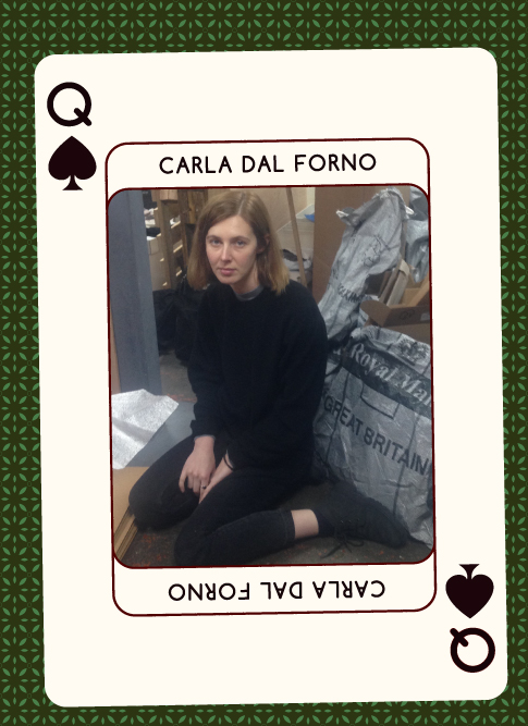 Carla Dal Forno 2017
