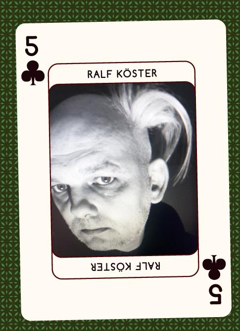 Ralf Köster (MFOC/ Golden Pudel Hamburg) 2017