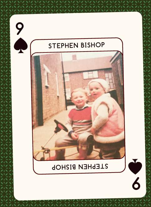 Stephen Bishop (Basic House / Opal Tapes) 2017