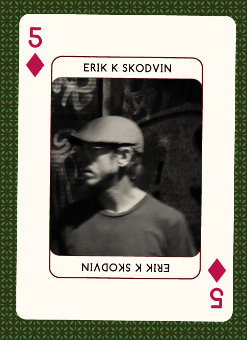Erik K Skodvin 2017